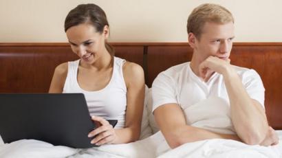 disegno di pagina di destinazione sito di dating