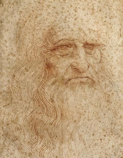 The Leonardo hidden from Hitler in case it gave him magic