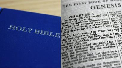 The Bible tops most influential book survey BBC News
