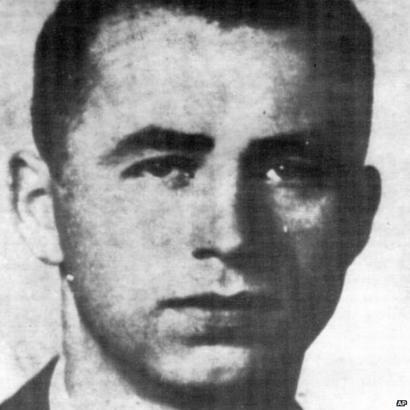Nazi War Criminal Alois Brunner Died In Syria Squalor Bbc News
