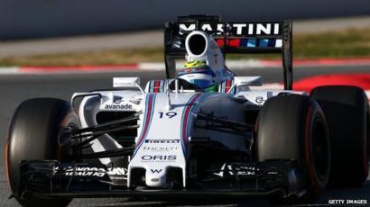 Williams Boss Warns On F1 Financing Bbc News