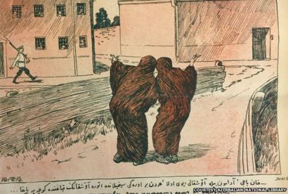 How Muslim Azerbaijan Had Satire Years Before Charlie Hebdo Bbc News