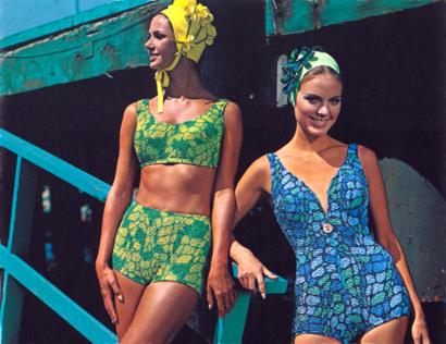 How Male And Female Bathing Suits Got Smaller And Smaller Bbc News