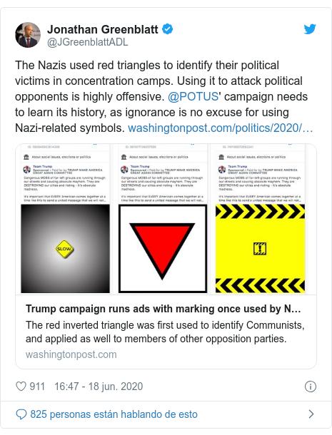 Facebook y Trump: la red social elimina anuncios de campaña de ...