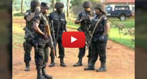 Bobi Wine: The pop star seeking 'people power' - BBC News