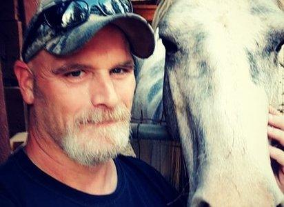 William Hart saw charred people and animals as he fled his home in California