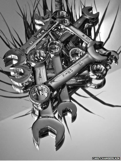 Metal spanners
