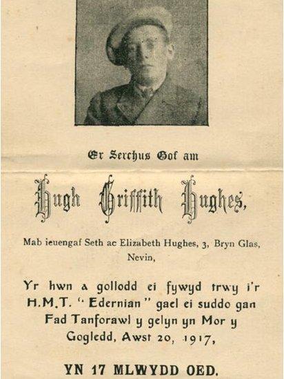 Hugh Griffith Hughes