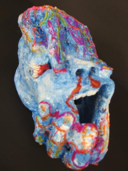 """Coral Reefs"" gan Patrick Pearce, 16, o Sunnydown School"