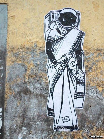 Indian astronaut
