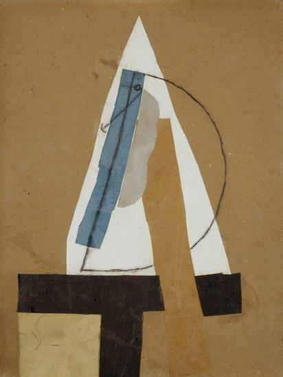 Head (1913), by Pablo Picasso