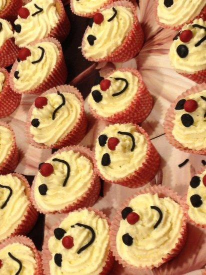 Buns for Red Nose Day
