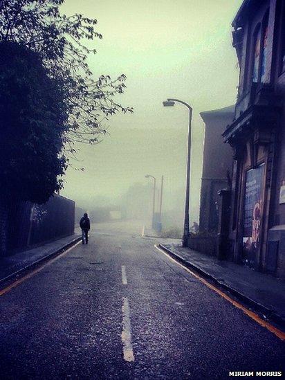 Leamington Road in Edinburgh