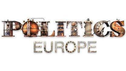 Politics Europe logo