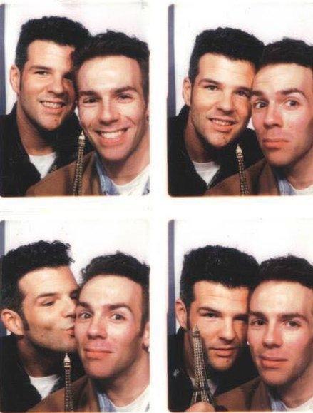 James and Gino