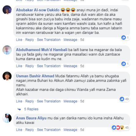 Zaben 2019: Izala ta raba kan mabiyanta