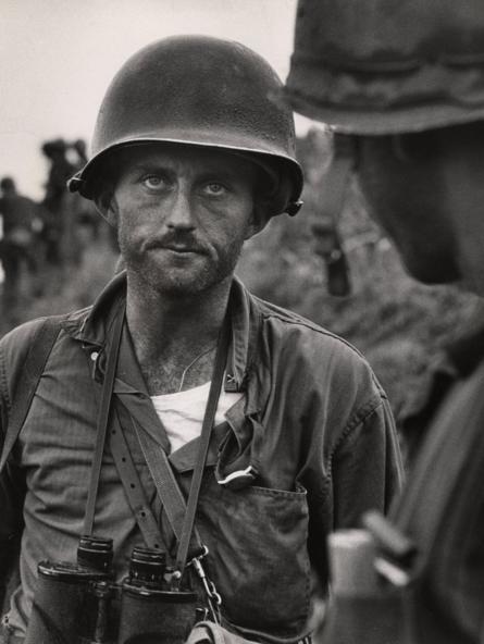 صورة من الحرب بين الكوريتين عام 1950