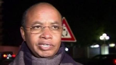 Patrick Karegeya in 2010