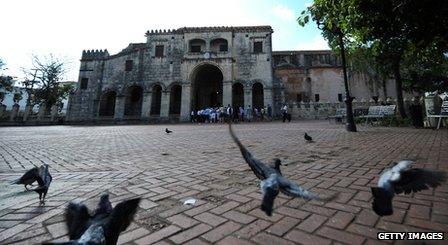 Catedral Primada de America in Santo Domingo
