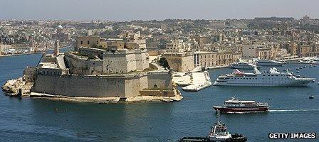 Malta's Grand Harbour