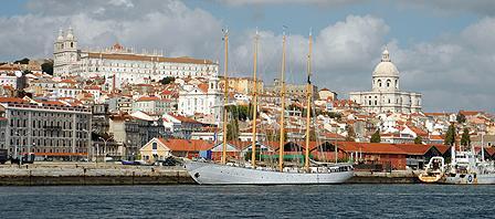 Lisbon waterfront