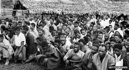 Captives in Madagascar