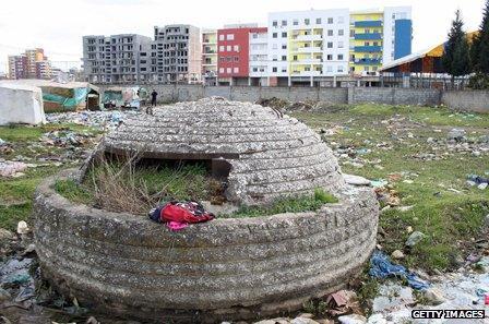 Communist-era bunker