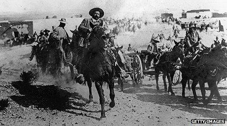 Mexican revolutionary Pancho Villa