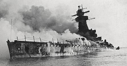 Sinking of the Graf Spee