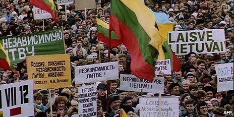 Pro-independence rally