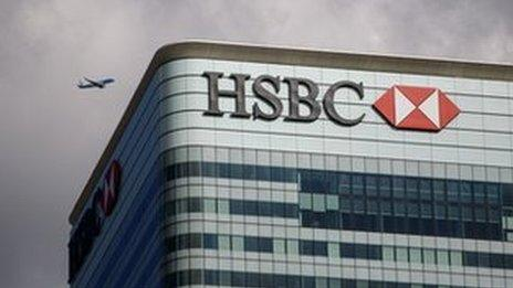 HSBC sparks controversy with ad campaign - BBC News