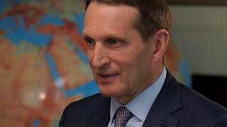 رئیس سرویس اطلاعات خارجی روسیه دخالت در 'پیچیده ترین هک جهان' را رد کرد