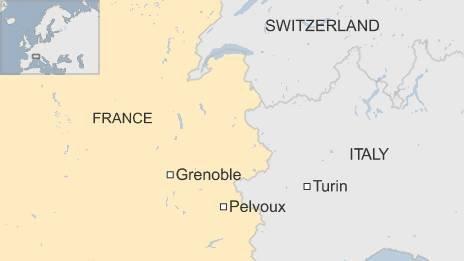 Pelvoux, France