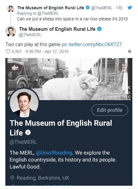 Tweets by The Museum of English Rural Life