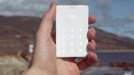Mini phone maker admits performance shortcomings - BBC News