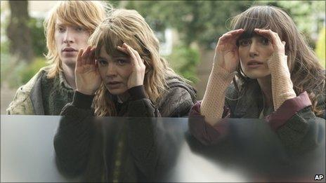 Carey Mulligan and Keira Knightley star in Never Let Me Go