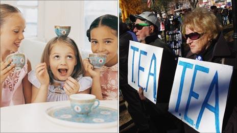 Tea partiers