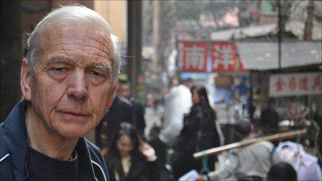 John Humphrys in China