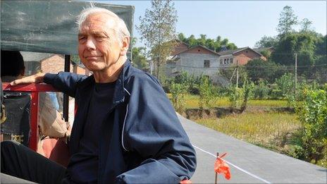 John Humphrys travels through China's countryside