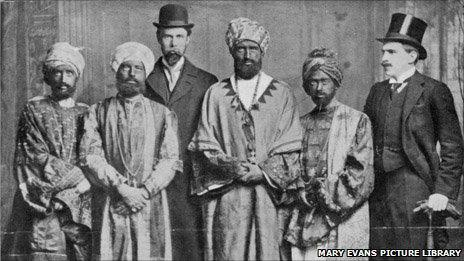 """The """"fake"""" Abyssinian royals"""