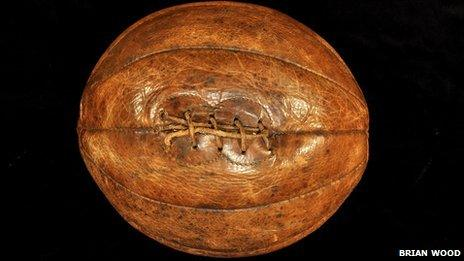 World War I football