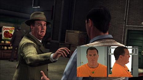 Mike McGrady as Finbarr 'Rusty' Galloway in LA Noire