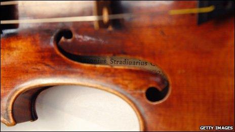 A Stradivarius