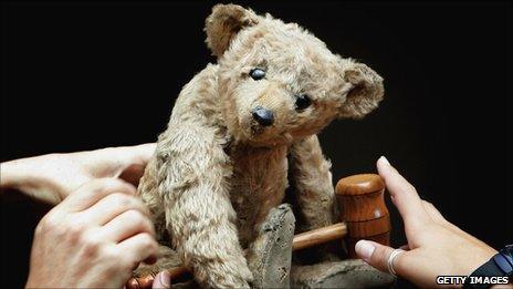 The great teddy bear shipwreck mystery