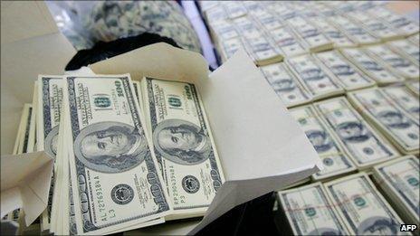 File, US Dollars