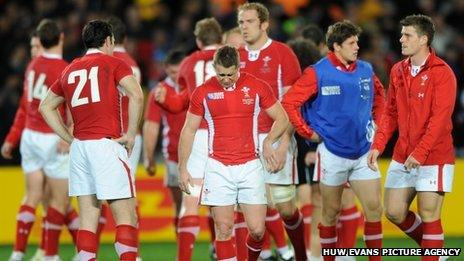 Tîm Rygbi Cymru