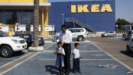IKEA in Netanya - August 2009