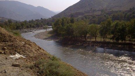 Pech River Valley