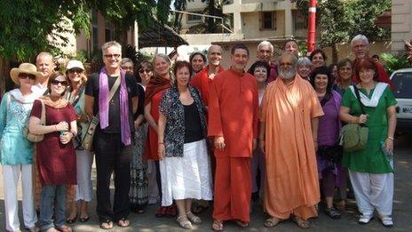 The group of Mumbai 25