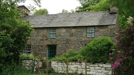 Yr Ysgwrn, the former home of Hedd Wyn